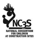 National Consortium for Children at Construction Sites