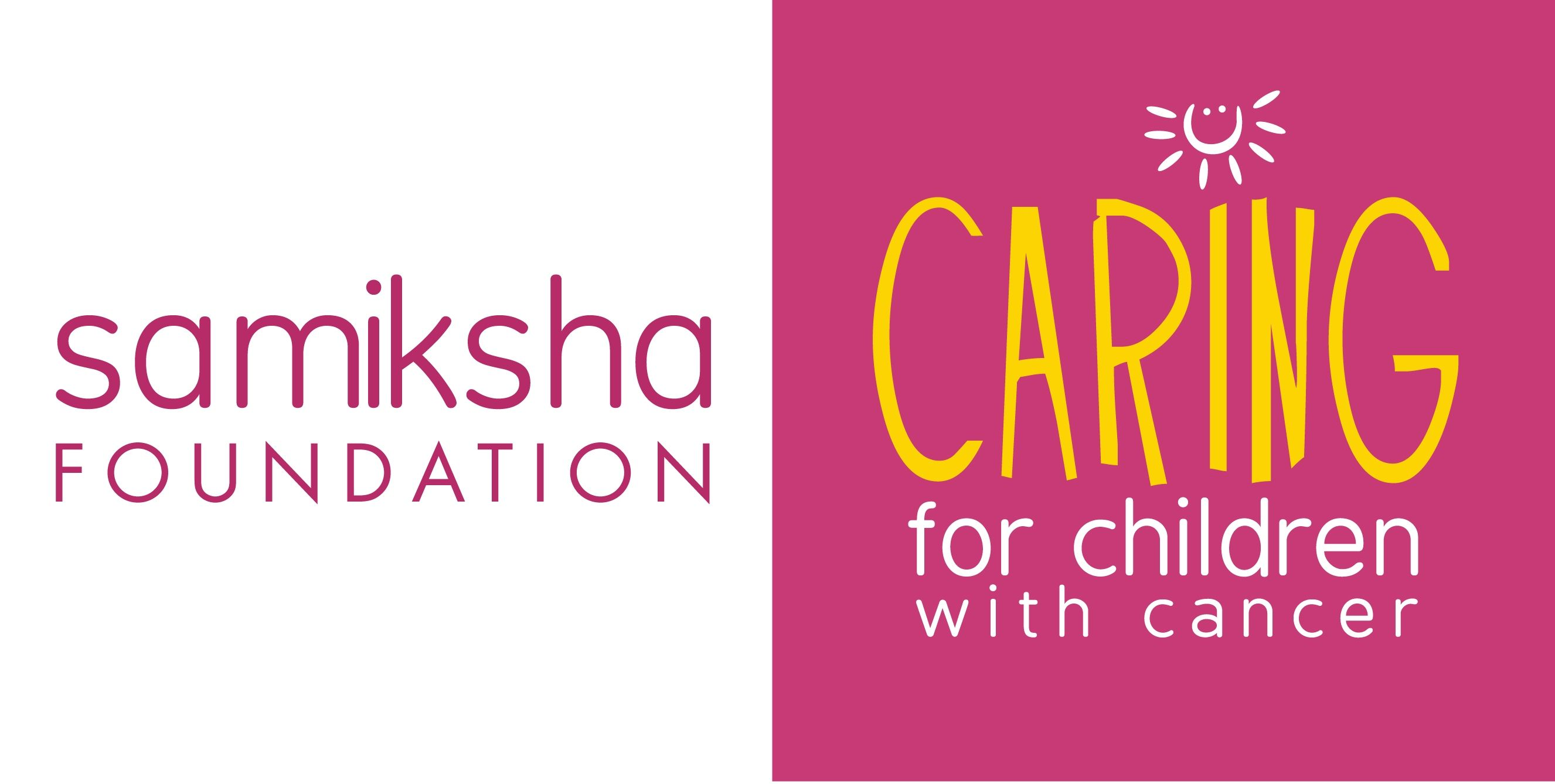 Samiksha Foundation - Caring for Children with Cancer Trust