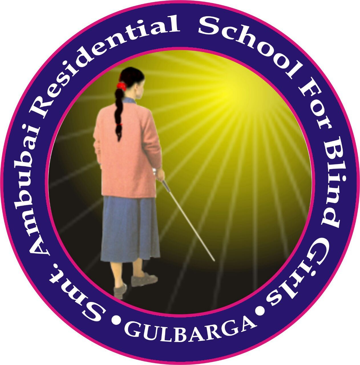 Smt. Ambubai Residential School for Blind Girls Gulbarga