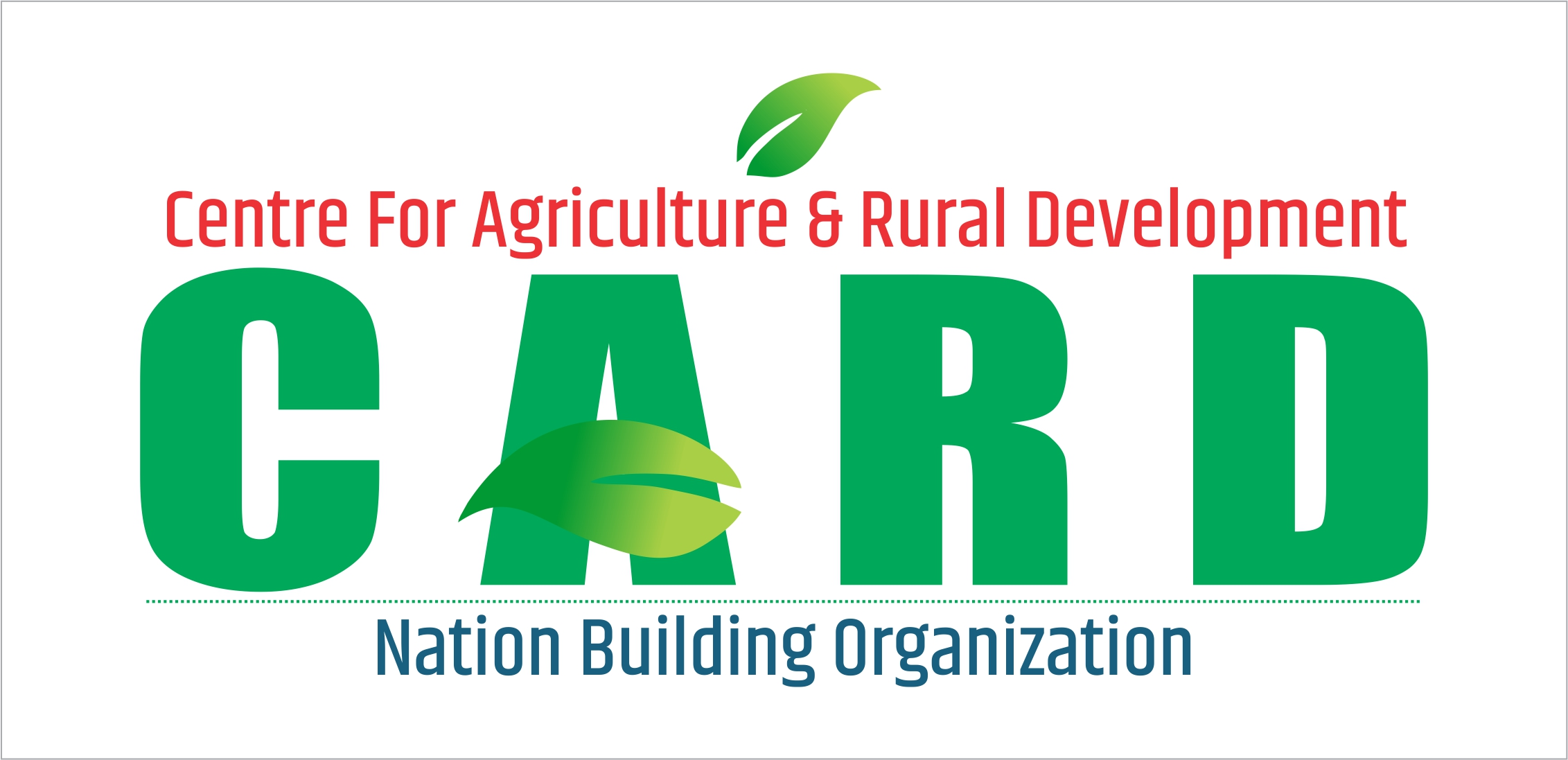 CENTRE FOR AGRICULTURE AND RURAL DEVELOPMENT(CARD)