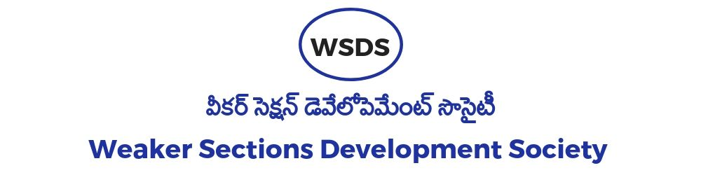 Weaker Sections Development Society