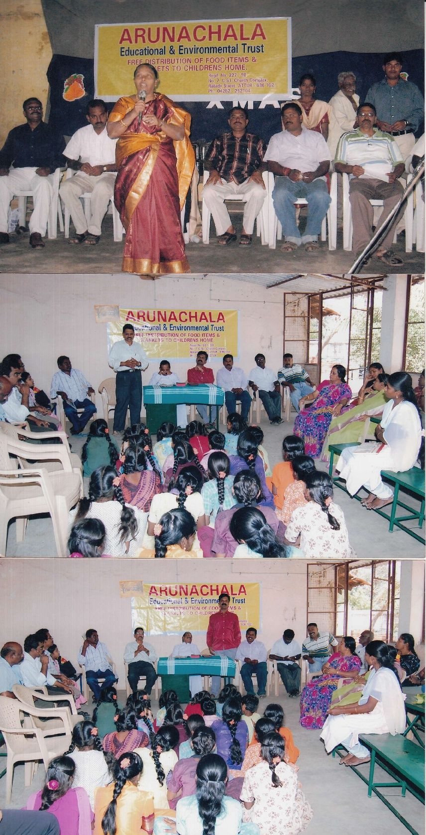 AEET || Arunachala Educational & Environmental Trust