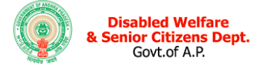 Welfare of disabled and senior citizens Project, Government of Andhra Pradesh
