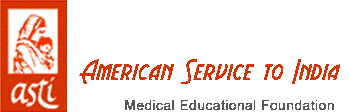 American Service to India (ASTI), USA